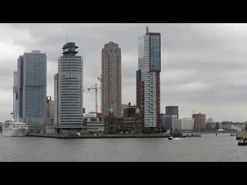 """Rotterdam  """"Langs de Maas"""""""