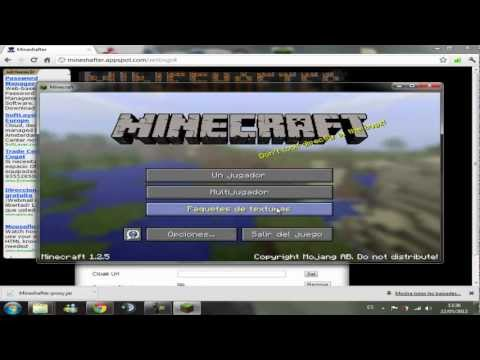 Tutorial - Descargar e instalar Minecraft pirata