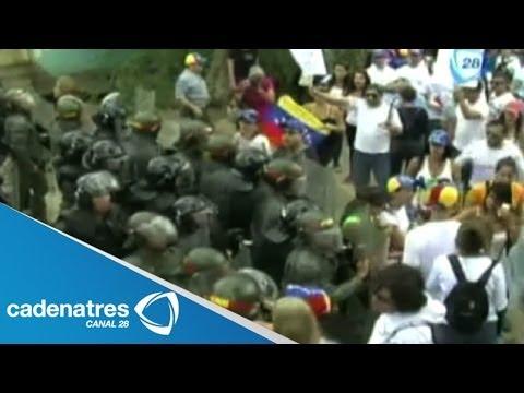 Venezuela: las protestas no paran contra Maduro; se cumplen dos meses de manifestaciones
