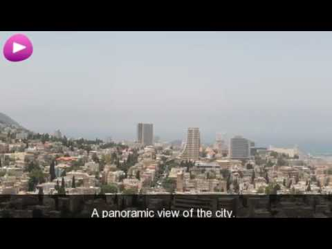 Haifa, Israel Wikipedia travel guide video. Created by http://stupeflix.com