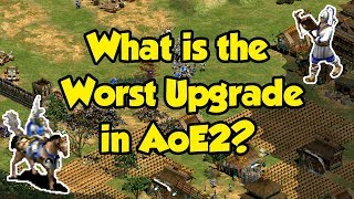 The Worst Upgrade in AoE2