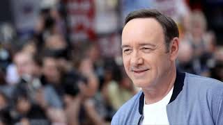 Pedophile Creature Kevin Spacey Reaches For Jew Dick of Harry Dreyfuss, Son of Richard Dreyfuss!