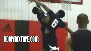 John Wall DUNKS ON The Defender First Play Of The Game!
