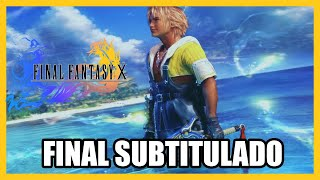 Final Fantasy X - Ending Completo subtitulado en español