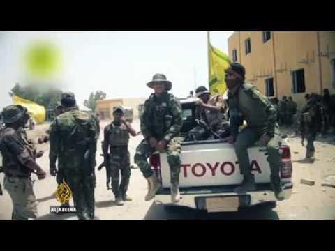 Iraq's Fallujah offensive traps thousands