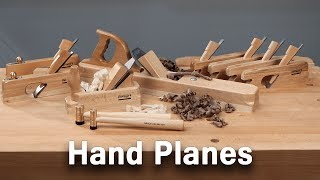 These Hand Planes Are The Best Value for Your Shop