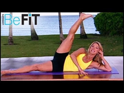 Denise Austin Pilates: Hips & Thighs