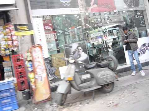 Travelling In Ludhiana (ghumar Mandi Area) video