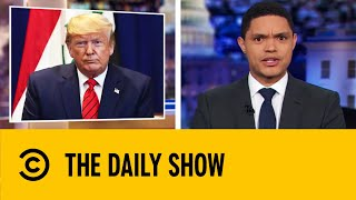 White House Refuses To Cooperate In Impeachment Probe | The Daily Show With Trevor Noah