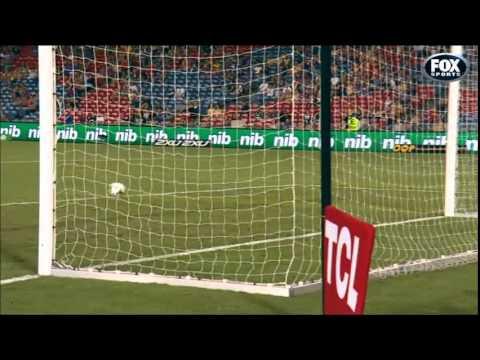 Newcastle Jets 1-2 Brisbane Roar
