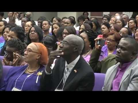 Caribbean Women's Conference 2013 - Highlights