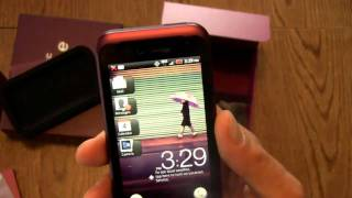 HTC Rhyme (Verizon) Unboxing and Hands-On