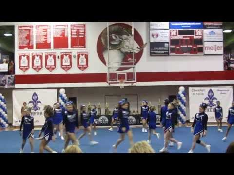 Johnson Traditional Middle School Cheer