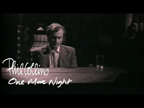 Phil Collins - One More Night (official Video) video