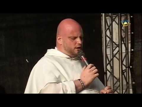 Katolicy na Ulicy 2013, wołanie o Ducha Świętego, o. Adam Szustak