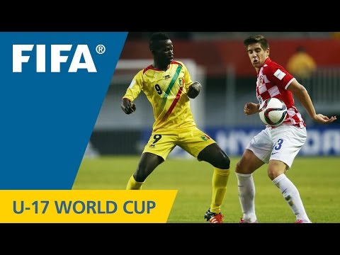 Highlights: Croatia v. Mali - FIFA U17 World Cup Chile 2015