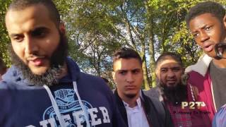 Video: Are Black people superior over White people? - Mohammed Hijab vs Gary