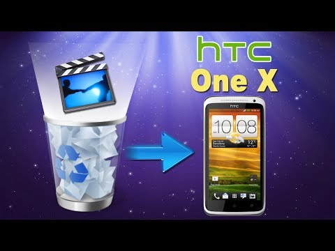 [HTC One X Data Recovery]: How to Recover Deleted Videos from HTC One X?