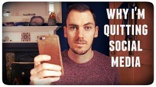 Why I'm Quitting Social Media