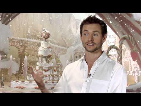 Legends of Oz: Dorothy´s Return: Hugh Dancy On Set Movie Interview