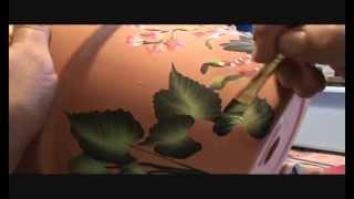 Como pintar una maceta de barro TUTORIAL