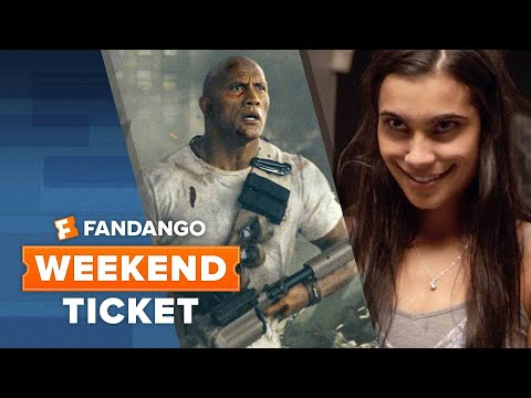 Now In Theaters: Rampage, Truth or Dare, Sgt. Stubby: An American Hero   Weekend Ticket