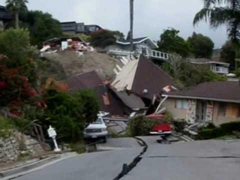 Laguna Beach 2005 Meister Landslide