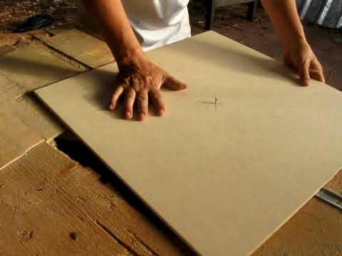 Elaboracion de circulos en mdf youtube - Sierra para cortar madera ...