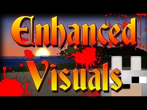 Minecraft Mods - Enhanced Visuals 1.4.7 Review and Tutorial