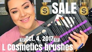 download lagu L Cosmetic Brush Set Review & Demo  💁🏼 gratis