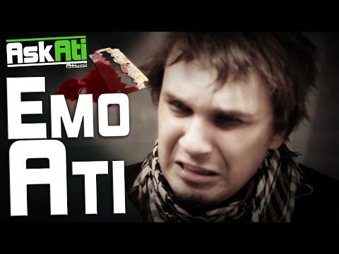 EMO ATI - Ask Ati #18 | AtiShow