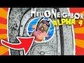 WHAT IS BEHIND THE NEIGHBOR S SECRET VAULT DOOR IN HELLO NEIGHBOR ALPHA 4 Hello Neighbor mp3