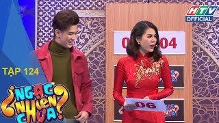 HTV NGẠC NHIÊN CHƯA | NNC #124 FULL | 21/2/2018