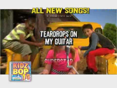 KIDZ BOP 14 - As Seen On TV