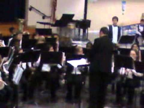 Labay Middle School Concert I Band
