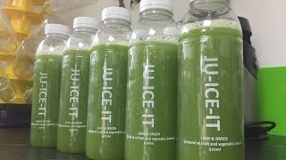 Starting A Cold Press Juice Business From Juicing At home UK