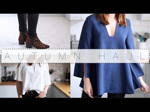 ASOS, Topshop & ZARA Autumn Capsule Wardrobe Haul | The Anna Edit