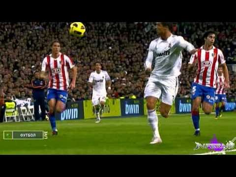 Cristiano Ronaldo | Gold Dust | Skills & Goals | By Inferno131