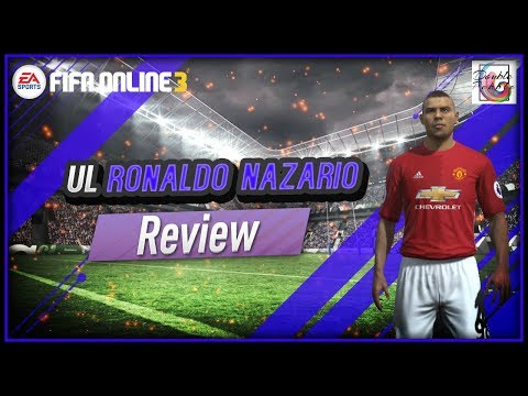 Ultimate Legend Ronaldo Nazario Review - Is He Worth It? - FIFA ONLINE 3 (ENGLISH)