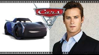 Cars 3   Behind the voices   Actores detrás de las voces   Real life