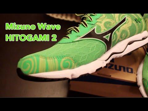 Mizuno Wave Hitogami 2, analizamos la zapatilla de Javier Gómez Noya