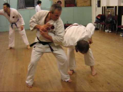 #8 Okinawan karate Traditional Okinawan Goju-Ryu Karate training