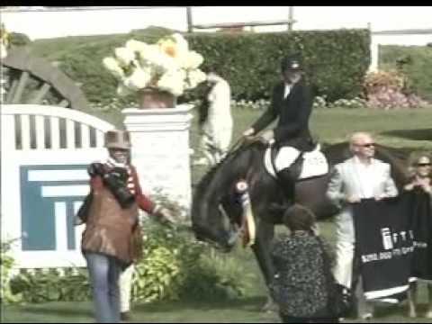 FTI Grand Prix Hampton Classic Horse Show  Jump-Off