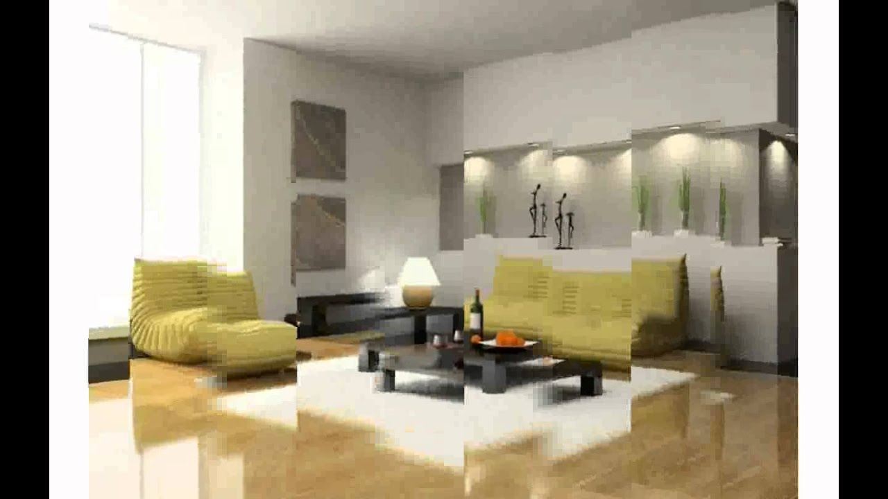 Decoration interieur peinture youtube for Decoration salon interieur