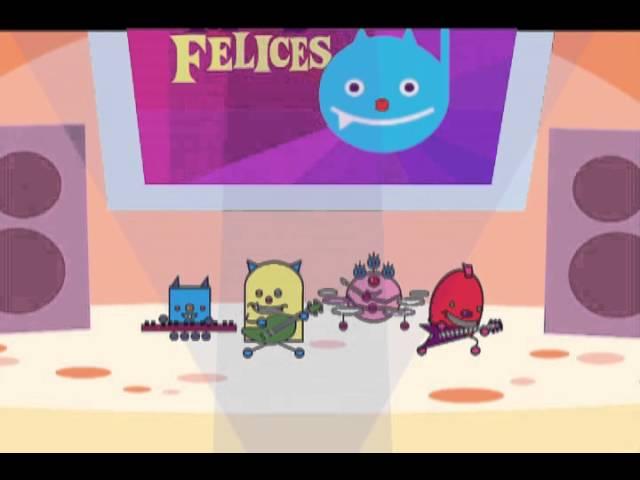 La Banda de los Monstruos Felices - Hay tareas que cumplir