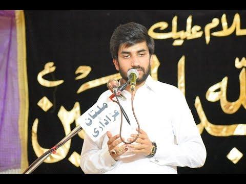 Zakir Syed Farrukh Abbas Shah I Majlis 22 Ramzan 2019 I YadGar Masiab