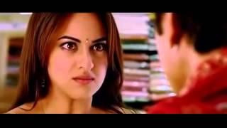 Sonakshi hot saree remove scene