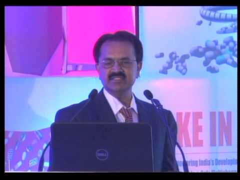 Keynote Address by Dr.K.S.Murthy addressing at 7th Annual Pharmaceutical Leadership Summit