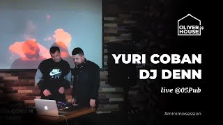 Yuri Coban B2B Dj Denn tech house set @ 05Pub