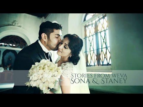 Kerala Candid Wedding Video of Sona & Staney